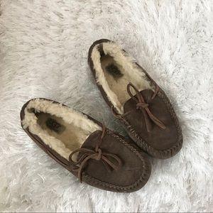 UGG Shoes - Chocolate brown UGG Dakota moccasins